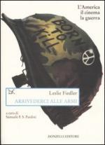 32727 - Fiedler, L. - Arrivederci alle armi. L'America, il cinema, la guerra