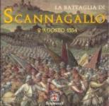 32730 - Assoc. Scramasax, cur - Battaglia di Scannagallo 2 agosto 1554 (La)