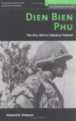 32819 - Simpson, H.R. - Dien Bien Phu. The Epic battle America Forgot
