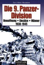 32918 - Hermann, C.H. - 9. Panzer Division. Bewaffnung, Einsaetze, Maenner 1938-1945 (Die)
