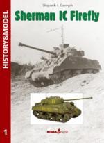 32926 - Gawrych, W.J. - Sherman IC Firefly - History and Model 01