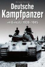 33023 - Fleischer, W. - Deutsche Kampfpanzer im Einsatz 1939-1945