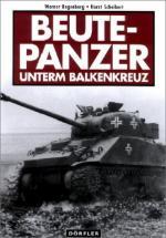 33028 - Regenberg-Scheibert, W.-H. - Beutepanzer unterm Balkenkreuz