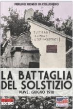 33055 - Romeo di Colloredo Mels, P. - Battaglia del Solstizio (La)