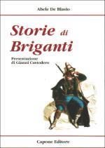 33064 - De Blasio, A. - Storie di Briganti