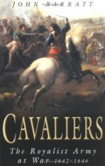 33121 - Barratt, J. - Cavaliers. The Royalist Army at war 1642-1646