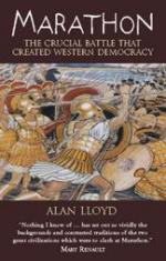 33133 - Lloyd, A. - Marathon. The Crucial Battle that Created Western Democracy