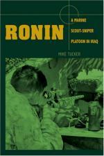 33136 - Tucker, M. - Ronin. A Marine Scout-Sniper Platoon in Iraq