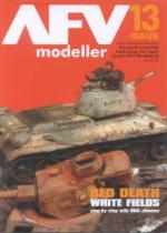 33213 - AFV Modeller,  - AFV Modeller 013. Red Death White Fields