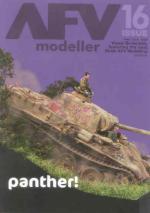 33216 - AFV Modeller,  - AFV Modeller 016. Panther!