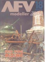 33218 - AFV Modeller,  - AFV Modeller 018. Red Tide Rising