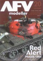 33220 - AFV Modeller,  - AFV Modeller 020. Red Alert