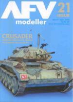 33221 - AFV Modeller,  - AFV Modeller 021. Crusader