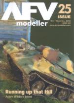 33225 - AFV Modeller,  - AFV Modeller 025. Running up that Hill