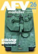 33228 - AFV Modeller,  - AFV Modeller 026. Viking Warrior