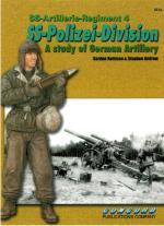 33291 - Rottman-Andrew, G.-S. - SS-Artillerie-Regiment 4, SS-Polizei-Division. A Study of German Artillery