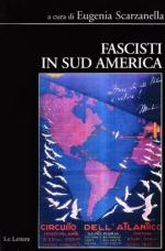 33306 - Scarzanella, E. cur - Fascisti in Sud America