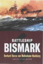 33376 - von Mullenheim-Rechberg, B. - Battleship Bismarck