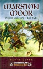 33390 - Clark, D. - Battleground Britain 1642-1651. Marston Moor. English Civil War, July 1644