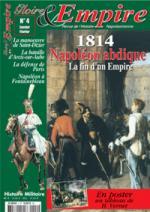 33396 - Gloire et Empire,  - Gloire et Empire 04: 1814 Napoleon abdique. La fin d'un Empire