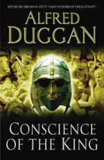 33519 - Duggan, A. - Conscience of the King