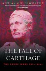 33542 - Goldsworthy, A. - Fall of Carthage. The Punic Wars 265-146 bc (The)