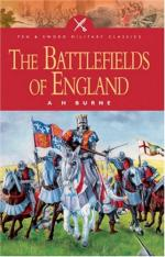 33551 - Burne, A.H. - Battlefields of England (The)
