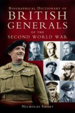 33594 - Smart, N. - Biografical Dictionary of British Generals of the Second World War