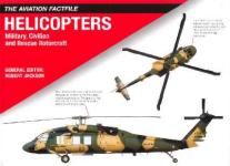 33612 - Jackson, R. - Helicopters. Military, Civilian and Rescue Aircraft - Aviation Factfile