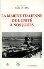 33630 - Ostenc, M. cur - Marine italienne de l'unite a nos jours