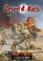 33666 - AAVV,  - Flames of War 4. Desert Rats