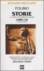33678 - Polibio,  - Storie. Testo greco a fronte Vol 1: Libri I-II