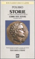 33683 - Polibio,  - Storie. Testo greco a fronte Vol 6: Libri XIX-XXVII