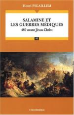 33699 - Pigaillem, H. - Salamine et les guerres mediques. 480 avant Jesus-Christ