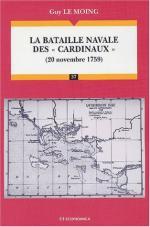33700 - Le Moing, G. - Bataille Navale des Cardinaux. 20 novembre 1759 (La)