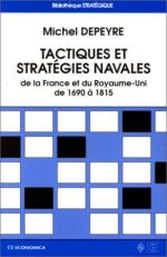 33706 - Depeyre, M. - Tactiques et strategies navales