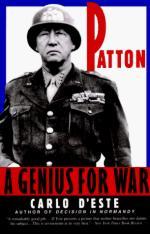 33764 - D'Este, C. - Patton. A Genius for War