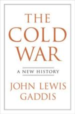33768 - Lewis Gaddis, J. - Cold War. A New History (The)