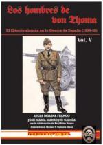 33822 - Molina Franco-Garcia, L.-J.M.M. - Hombres de von Thoma 5 Voll (Los)