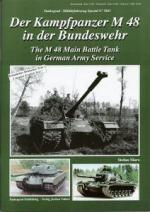 34025 - Marx, S. - Militaerfahrzeug Special 5011: M 48 Main Battle Tank in German Army Service