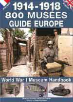 34072 - Hervouet-Braeuer-Braeuer, S.-L.-M. - 800 Musees 1914-1918 Guide Europe (Nouvelle Ed.)