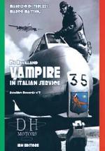 34085 - Di Terlizzi-Mattioli, M.-M. - De Havilland Vampire in Italian Service