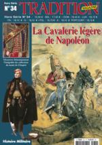 34128 - Tradition, HS - Tradition HS 34: La Cavalerie legere de Napoleon