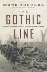 34194 - Zuehlke, M. - Gothic Line. Canada's Month of Hell in World War II Italy (The)