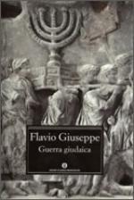 34205 - Flavio Giuseppe,  - Guerra giudaica (La)