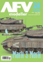 34207 - AFV Modeller,  - AFV Modeller 028. Mark 3 Merk