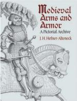 34297 - Hefner-Alteneck, J.H. - Medieval Arms and Armor. A Pictorial Archive