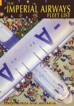 34317 - Stroud, J. - Imperial Airways Fleet List (The)