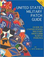 34352 - Morgan, J.L.P. - United States Military Patch Guide. Guide to Military Shoulder Sleeve Insignia