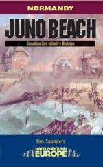 34404 - Saunders, T. - Battleground Europe - Normandy: Juno Beach